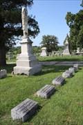 Image for Kuhn Family - Mt. Vernon Cemetery - Atchison, KS