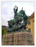 Image for Saint George/Sankt Goran - Stockholm, Sweden