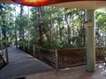 Image for The Edge Lookout at Barron Falls Station - Skyrail - Cairns - QLD - Australia