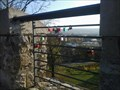 Image for Love Padlocks Terace of Citadel (southern) - Erfurt/THR/Germany