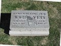 Image for WW II Vets - Deming, NM