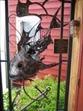 "Image for Figurative Public Sculpture - ""Denizen of the Deep"" in Port Dover, ON"
