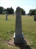 Image for G.W. Long - Fox Cemetery - Rand, TX