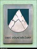 Image for CoA of Dolní Brežany on Municipal Office / Znak Dolních Brežan na obecním úrade - Dolní Brežany (Central Bohemia)