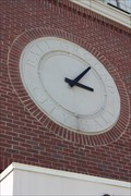 Image for Ball Ground City Hall Clock, Ball Ground, GA
