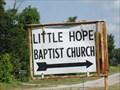 Image for Little Hope Baptist Church - Canton, TX