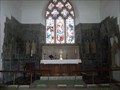 Image for Reredos - St Andrew - Bramfield, Suffolk