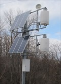 Image for Solar and wind-powered monitoring station -- Kansas City MO