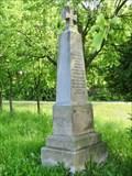 Image for The monument No. 59 - Prachov, Czech Republic