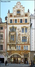 Image for Storchuv dum / Storch's House (Old Town of Prague)