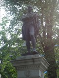 Image for Robert Burns and the Burns Crater  -  Toronto, Ontario