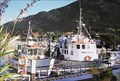 Image for Havelock Fishing Port. Pelorus Sound. South Island. New Zealand.