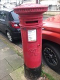 Image for Victorian Pillar Box - Stanford Road - Brighton - East Sussex - UK