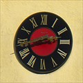 Image for Clock at the Church of Saint-Martin, Ammerschwihr, Haut-Rhin/FR