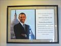 Image for PEACE: Barack Obama - Dayton, Ohio