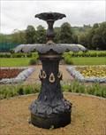 Image for Hall Leys Park Fountain – Matlock, UK