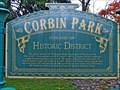 Image for Corbin Park Historic District - Spokane, WA