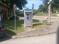 Image for Payphone / Telefonni automat - Chvalkovice, Czech Republic