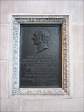 Image for John Quincy Adams and Charles Francis Adams Plaque