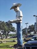 Image for Muffler Man Cowboy - Boerne, TX