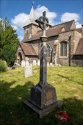 Image for St Mary Cray War Memorial - High Street, St Mary Cray, Kent, UK