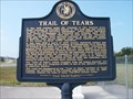 Image for Trail of Tears Historic Marker