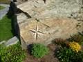 Image for Portland Head Light Compass Rose - Cape Elizabeth, ME