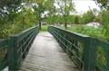 Image for Wooden Pony Truss Footbridge - Junge Park - Davenport, IA
