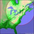 Image for ISS Sighting: Donna, TX - Ottawa, ON - site 2