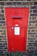 Image for Victorian Post Box - Brandram Road, London, UK