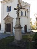 Image for Churchyard Cross - Podolí, Czech Republic