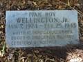 Image for Ivan Roy Wellington, Jr. - Jacksonville Beach, FL