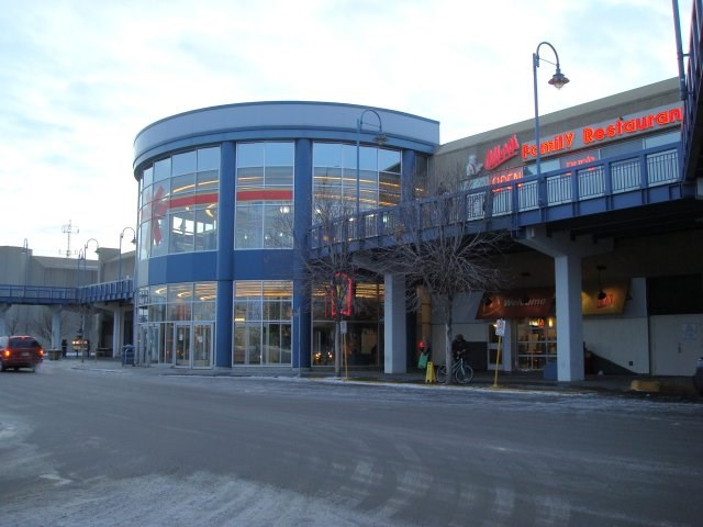 Londonberry Mall in Edmonton, AB
