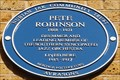 Image for Pete Robinson - Crewdson Road, London, UK