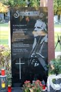 "Image for Kurt Johann Hauenstein ""Supermax"" - Zentralfriedhof, Wien, Austria"