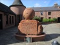 Image for The Circle of Time, A Millennium Sculpture - Kirriemuir, Angus.