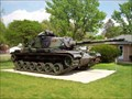 Image for M60A3 Main Battle Tank.  Illinois State Military Museum, Springfield, Illinois.