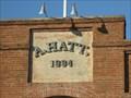 Image for 1884 - Hatt Building - Napa, CA