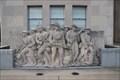 Image for War Memorial Reliefs -- War Memorial Building, Jackson MS