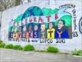 Image for Celebrate Diversity mural - Providence, Rhode Island