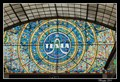 """Image for Stained Glass in Shopping Arcade """"Svetozor"""", Prague, Czech Republic"""