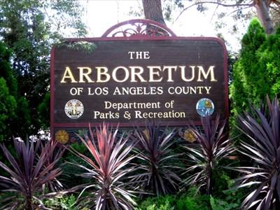The Arboretum Of Los Angeles County Arcadia Ca