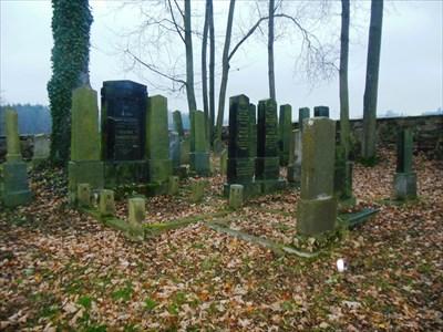 Cernovice - zidovsky hrbitov
