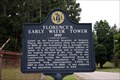 Image for Florence's Early Water Tower 1890 - Florence, AL