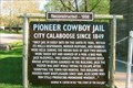 Image for Pioneer Cowboy Jail - Council Grove, KS