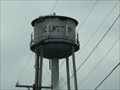 Image for Water Tower - Clayton, Illinois.