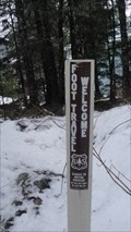 Image for Holding Lake trail entrance behind Chelsea Ct, Juneau AK