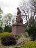 Image for Madonna of the Trail - Highland Avenue Historic District - Lexington, Missouri