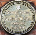 Image for South Gate - St Botolph's Street, Colchester, UK