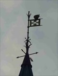 Image for Pump Rooms Weathervane, Tenbury Wells, Worcestershire, England
